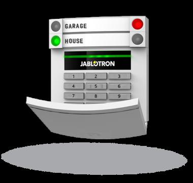 Kontrolni panel Jablotron