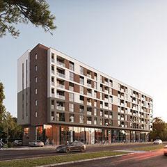 Prodaja stanova Niš - Objekat u Somborskoj bb thumb
