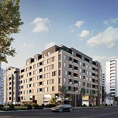Prodaja stanova Niš - Objekat u Bulevar Nemanjića bb thumb